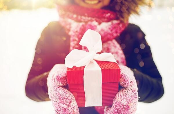 Healthy Holiday Presents Image